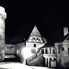 Strakonice Castle, where the festival took place.