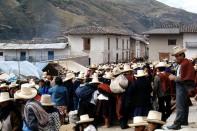 Bambamarca market