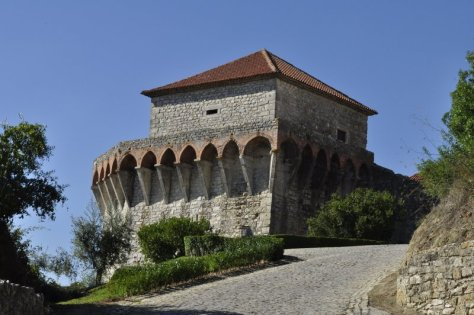Link to Ourem castle and village web album