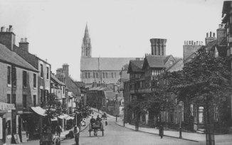 St Edward Street, c. 1900