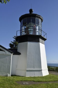 The lighthouse at Cape Mears