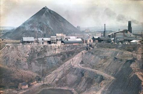 When Coal Was King A Balanced Diet