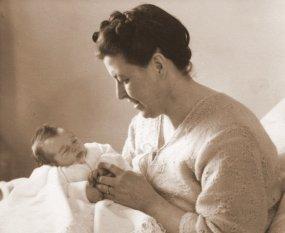 Me, November 1948