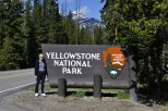 Northeast entrance to Yellowstone