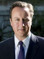 Leader of the Conservative Party, and Prime Minister, David Cameron