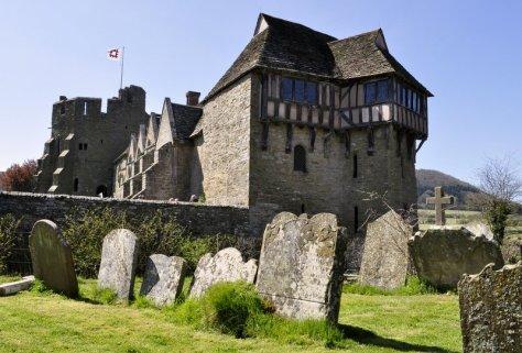 20150414 088 Stokesay Castle
