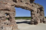 Gate at Wroxeter