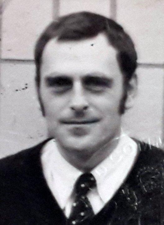 c. 1980 British passport