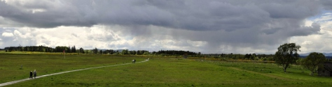 1746 Culloden battlefield, east of Inverness.