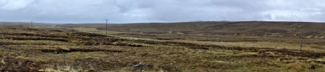 The moor between Stornaway and Barvas, Lewis