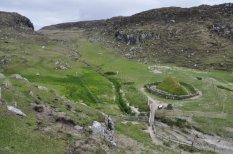 Iron Age village site at Bostadh