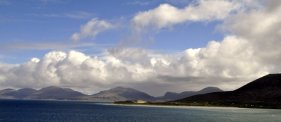 The mountains of South Harris