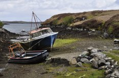 Lochportain, North Uist