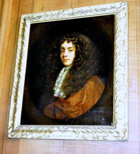Captain Henry Morgan (1635-1688) 'The Buccaneer'