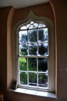 Inside the summer house [14].