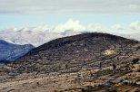 Descending towards Ayacucho.