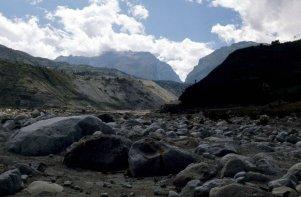 The site of Ranrahirca.