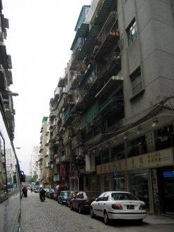 Macau street view