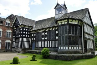 Rufford Old Hall, Lancashire