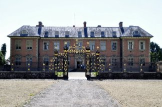 Tredegar House, near Newport in South Wales