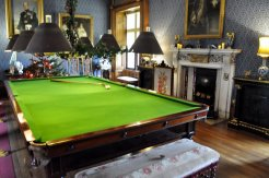 The billiards room.