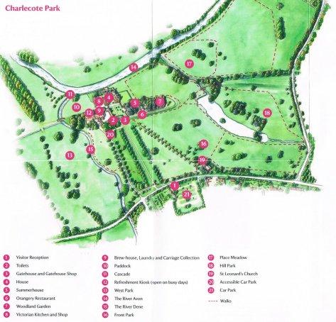 charlecote map
