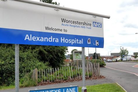 alexandra-hospital-redditch-entrance