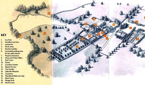 Packwood map