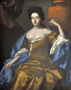 Mary Wynter, wife of William Blathwayt (1650-1691)