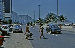 Along Copacabana