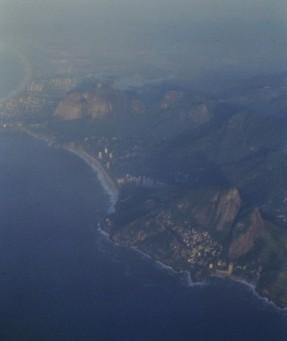 The coast south of Rio