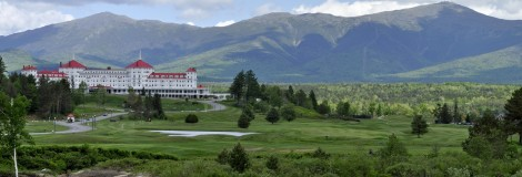 Bretton Woods and Mt Washington
