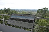 View from Culps Hill observation tower