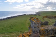 The view towards Craster