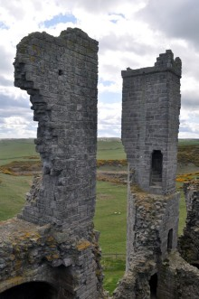 Great Gatehouse ruins