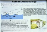 Roman archaeology along the River Wye