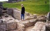 At Housesteads