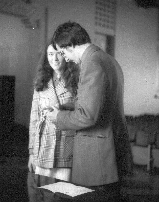 19731013 003 Wedding