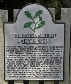 20210720 105 lady's well - holystone