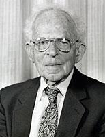 Sir Otto Frankel - genetic resources pioneer